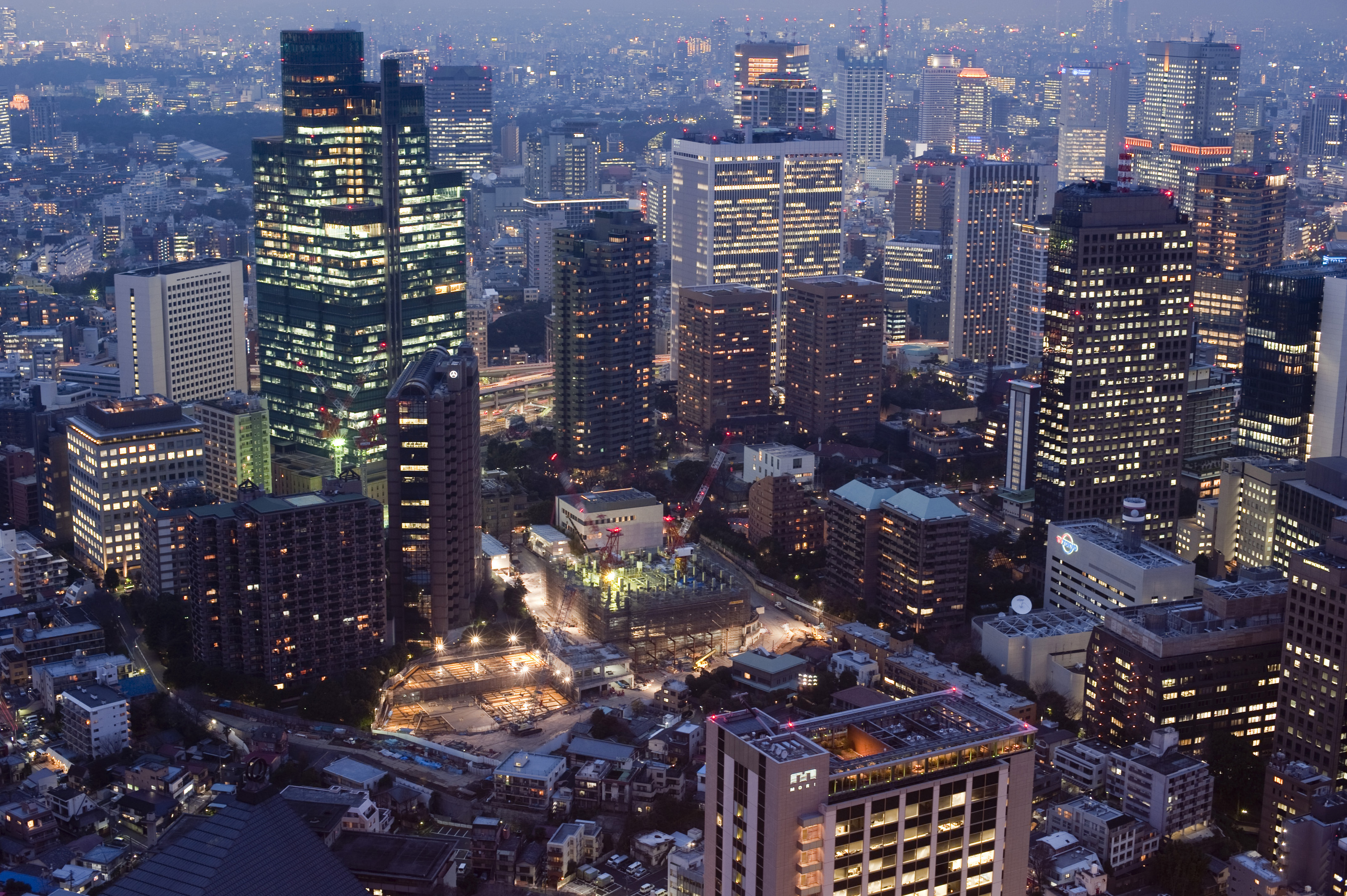 Tokyo Places Sightseeing