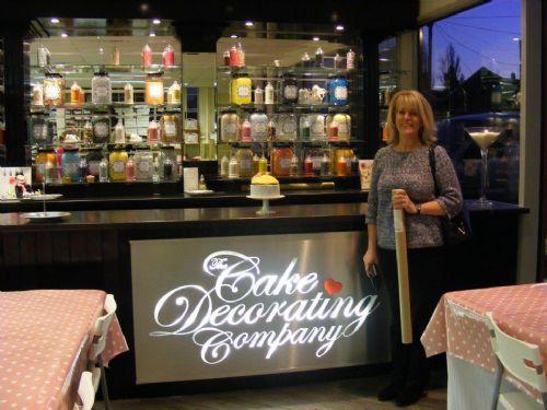 Cake Decorating Courses Nottingham