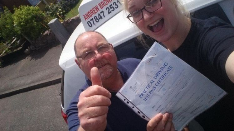 Andrew Brown Driving Tuition - Driving Instructor in East ...