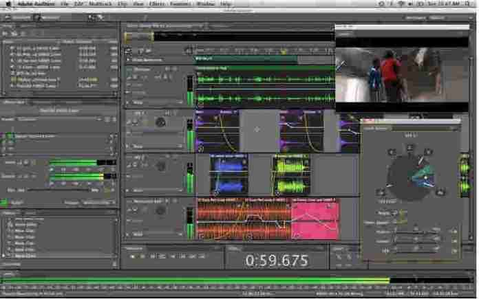 Adobe Audition 2019 13.0.10 Free Download macOS