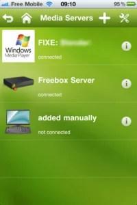 aceplayer iphone freebox