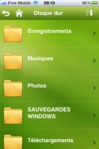 aceplayer iphone freebox 1