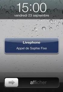 livephone
