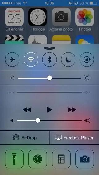La Freebox Permet D Afficher L Ecran De L Iphone Ipad Et Mac Sur Tv