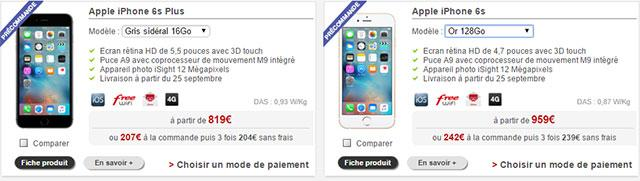 iPhone6S-free-mobile-prix