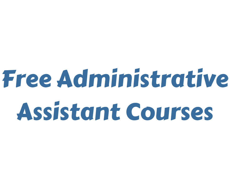 Administrative Assistant Courses Made Simple - Even Your Kids Can Do It