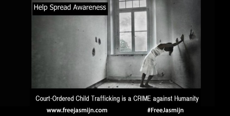 Judicial child trafficking
