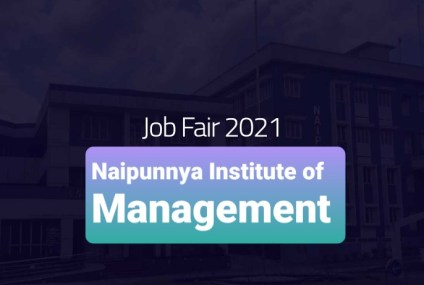 Job Fair 2021 at Naipunnya Institute of Management and Information Technology (NIMIT)