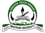 Mizoram University Recruitment 2017 For Guest Faculty Vacancies at mzu.edu.in