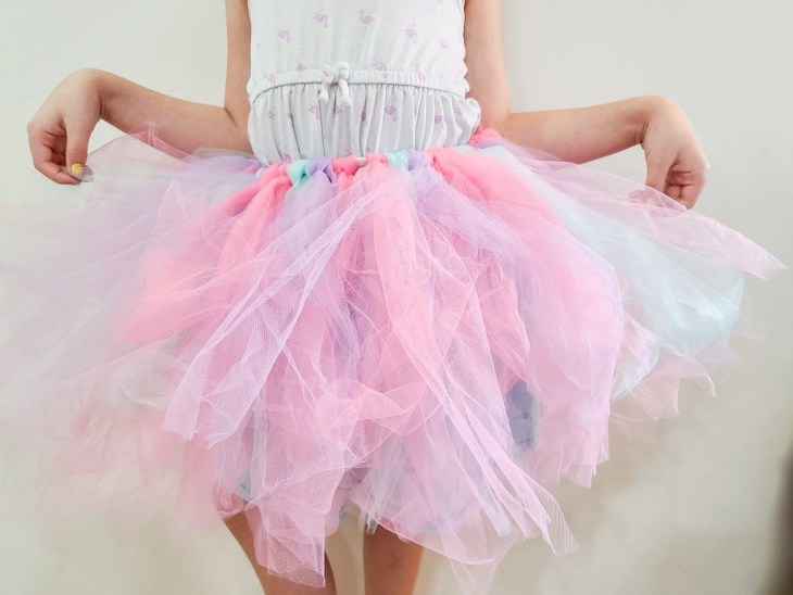 DIY Unicorn Skirt