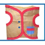 Image of Paper Bag Cowgirl Vest