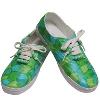 Decoupage Sneakers