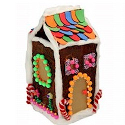 Image of Gingerbread House Money Box