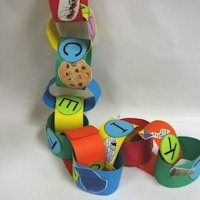 Image of ABC Paper Chain