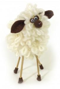 Image of Loopy Yarn Sheep