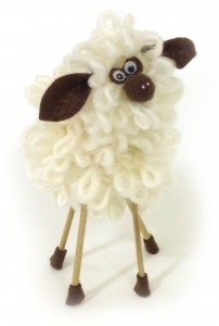 Loopy Yarn Sheep