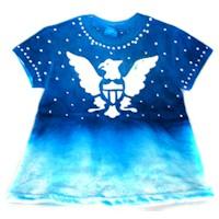 Glue Batik Eagle T-Shirt