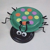 Image of Paper Plate Beetle