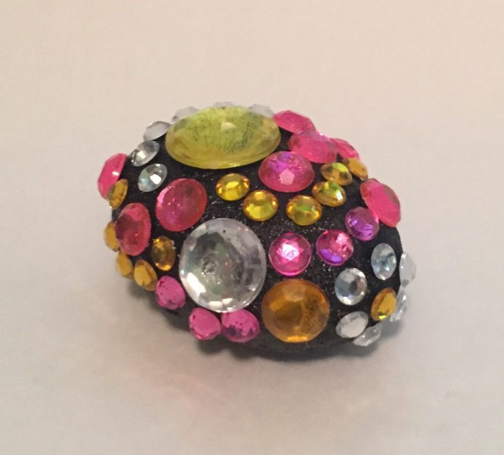 Bling Rock Paperweight