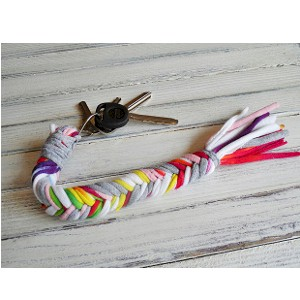 Bonebraid Keychain Craft