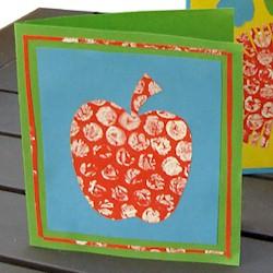 Image of Bubble Wrap Apple Card