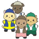 Image of Bedtime Buddies Paper Dolls