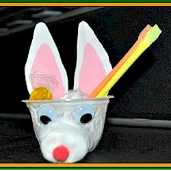 Bunny Snack Cups