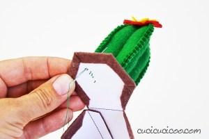 Image of DIY Cactus Party Favor