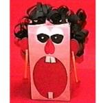 Valentine character mailbox