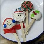 Image of Santa Crackers