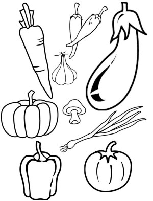 Image of Printable Cornucopia