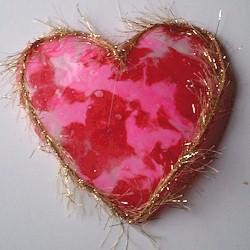 Image of Crayon Valentine Window Hanger