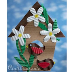 Image of Birdhouse Decoration