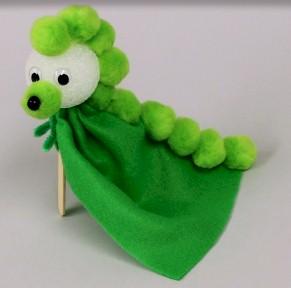 Image of Dinosaur Puppet