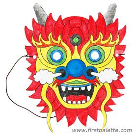 Dragon Mask