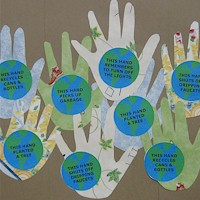 Image of Earth Day Helping Hands