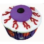 Image of Snowmen Cupcake Skewers