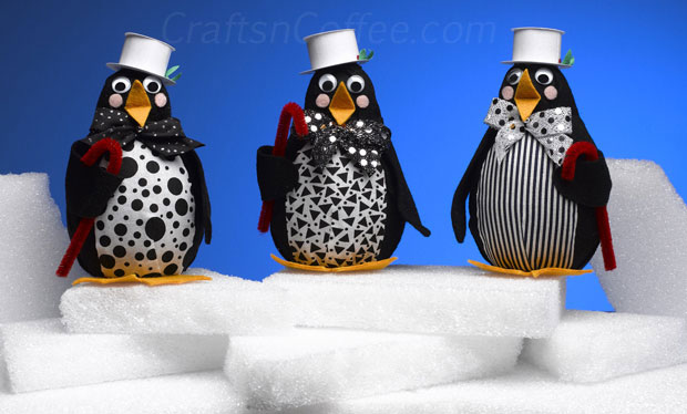 Image of Fancy Dress Penguins