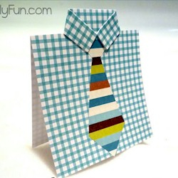Image of Fathers Day Shirt Card