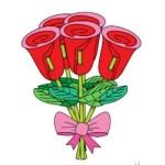 Image of Dollar Bill Rose