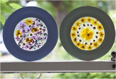 Image of Flower Sun Catchers