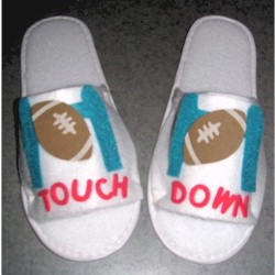 'Fathers Day Sport Slippers