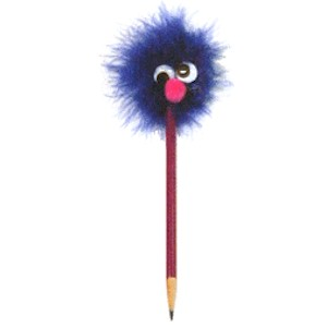 Fuzzy Headed Pencil