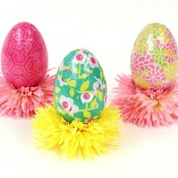 Image of Gift Wrap Eggs