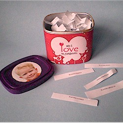 Image of Grandparents Love Box