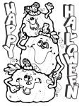 Image of Printable Pumpkin Faces