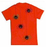Image of Spooky Black Spider