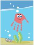 Image of Yarn Octopus