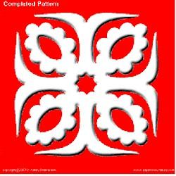 Hawaiian Snowflake Designs