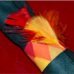 Image of Indian Headband Napkin Holder